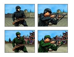 rifles & smgs