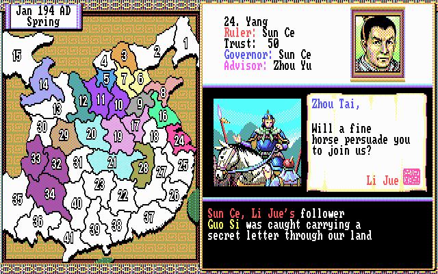 198748-romance-of-the-three-kingdoms-ii-dos-screenshot-intercepting